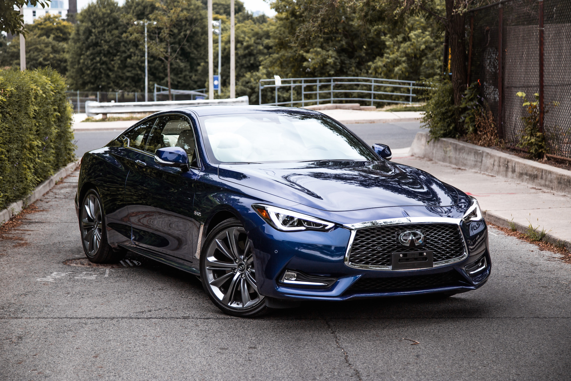 Infiniti 2018 G37 >> Review: 2018 Infiniti Q60 Red Sport 400 AWD | CAR
