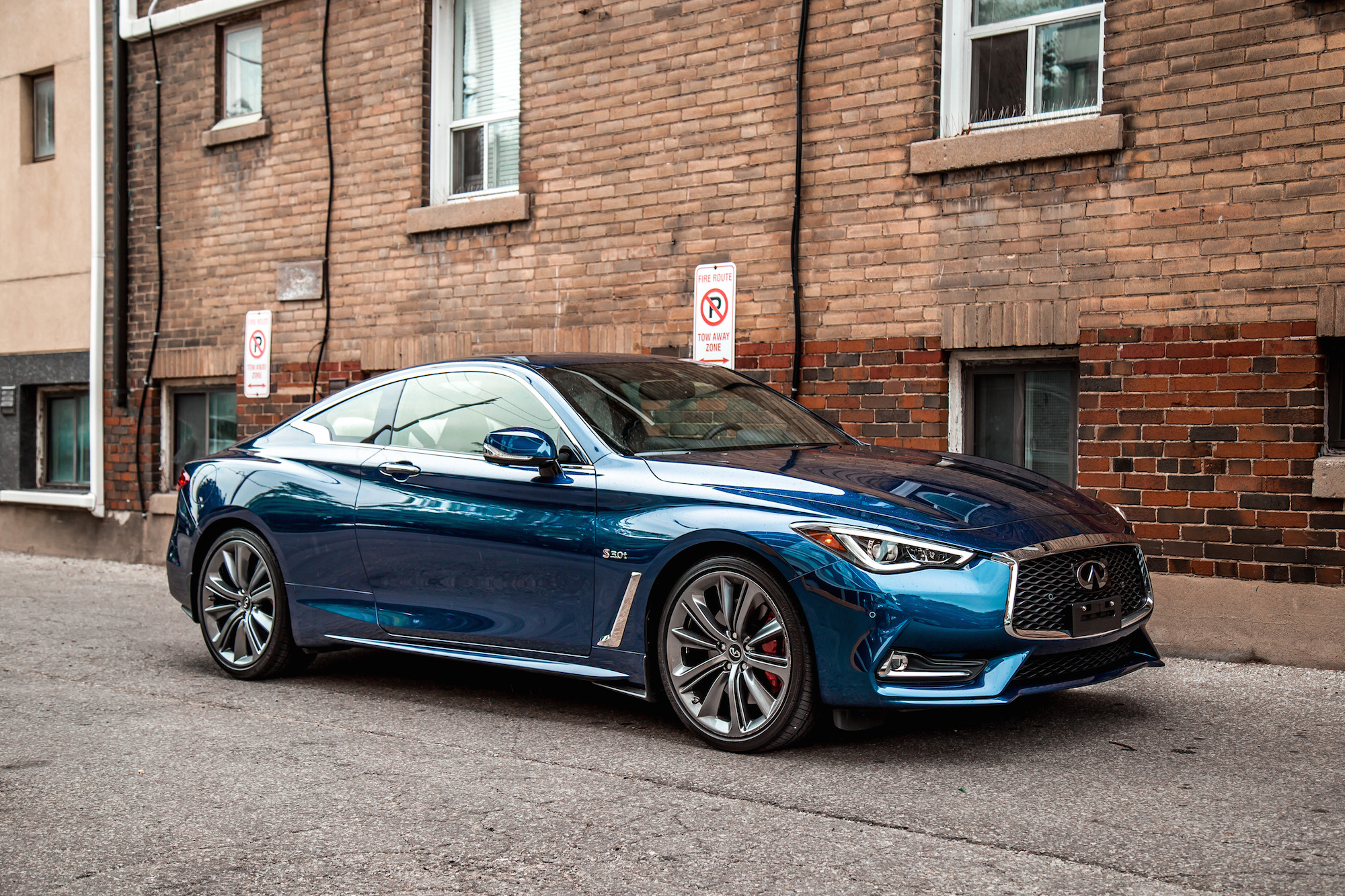 review 2018 infiniti q60 red sport 400 awd car