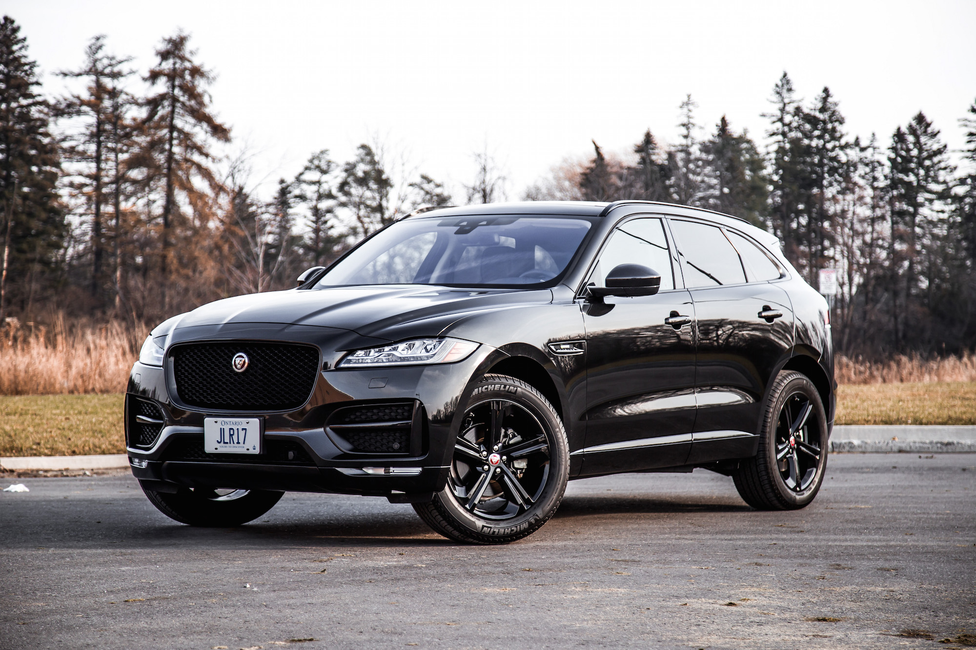 2018 Jaguar F Pace 20d Review Canadian Auto Review