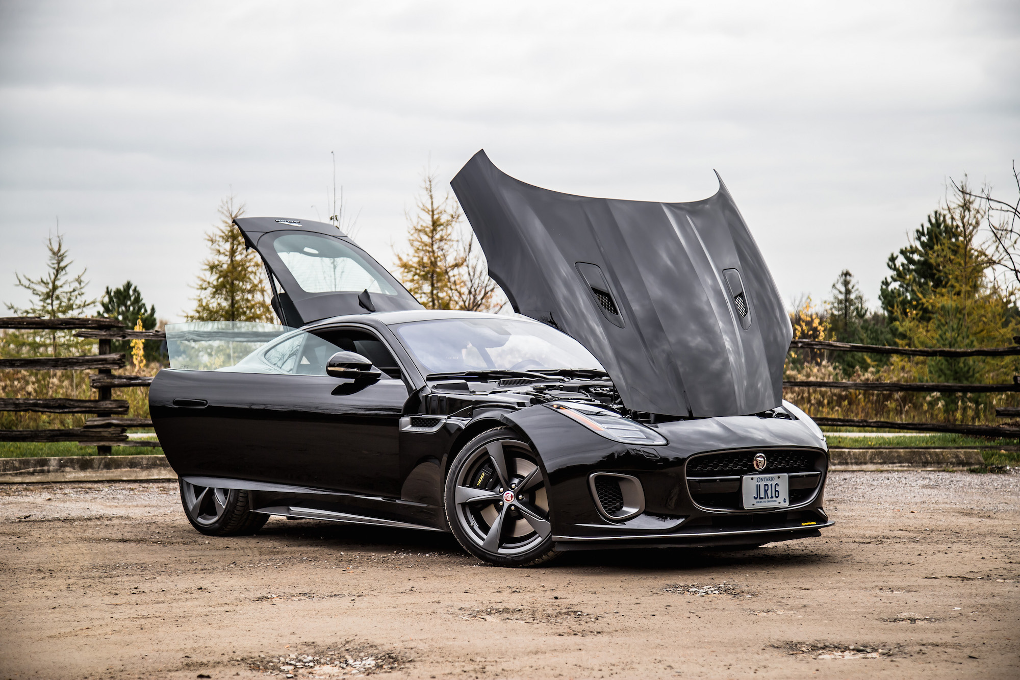 F Type Coupe >> Review: 2018 Jaguar F-Type 400 Sport | Canadian Auto Review