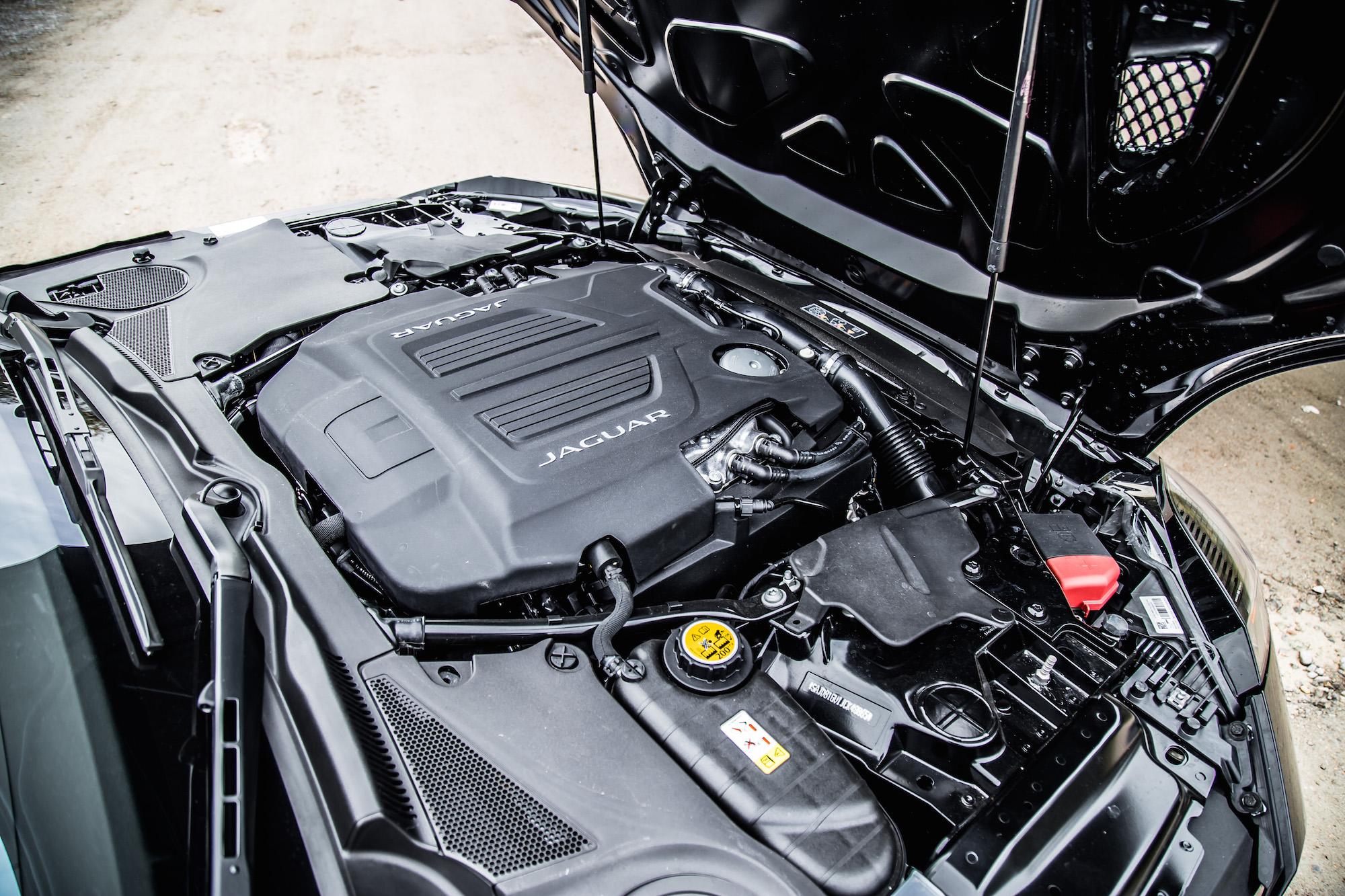 Review: 2018 Jaguar F-Type 400 Sport | Canadian Auto Review