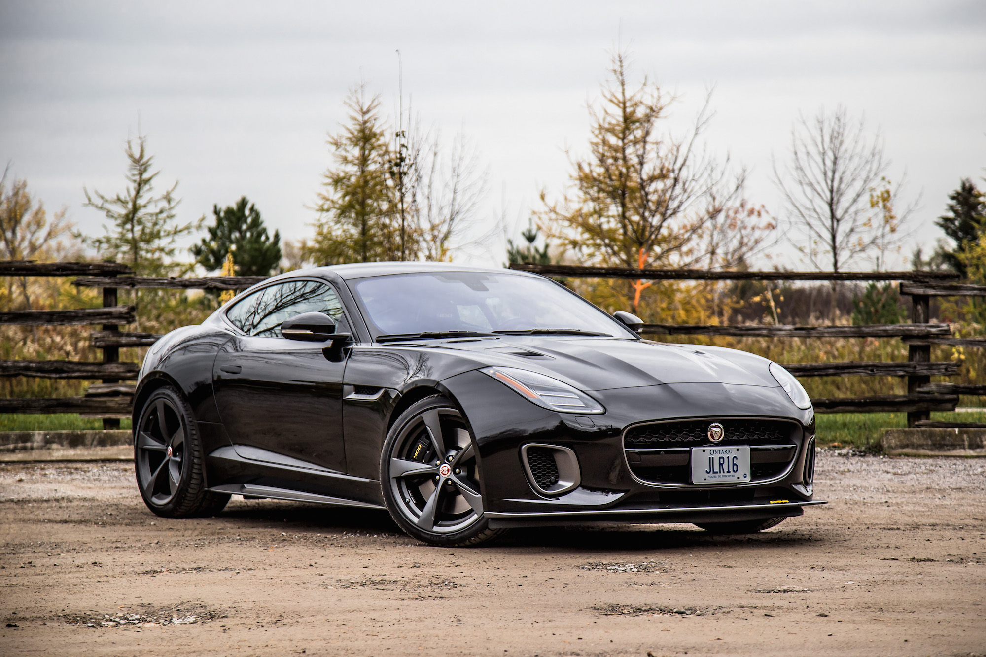 review 2018 jaguar f type 400 sport canadian auto review. Black Bedroom Furniture Sets. Home Design Ideas