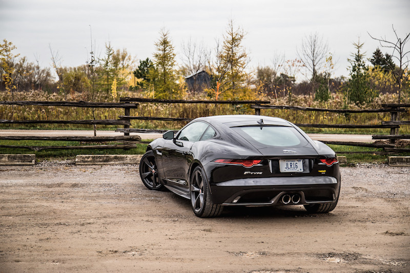 2018 Jaguar F-Type 400 Sport Coupe canada