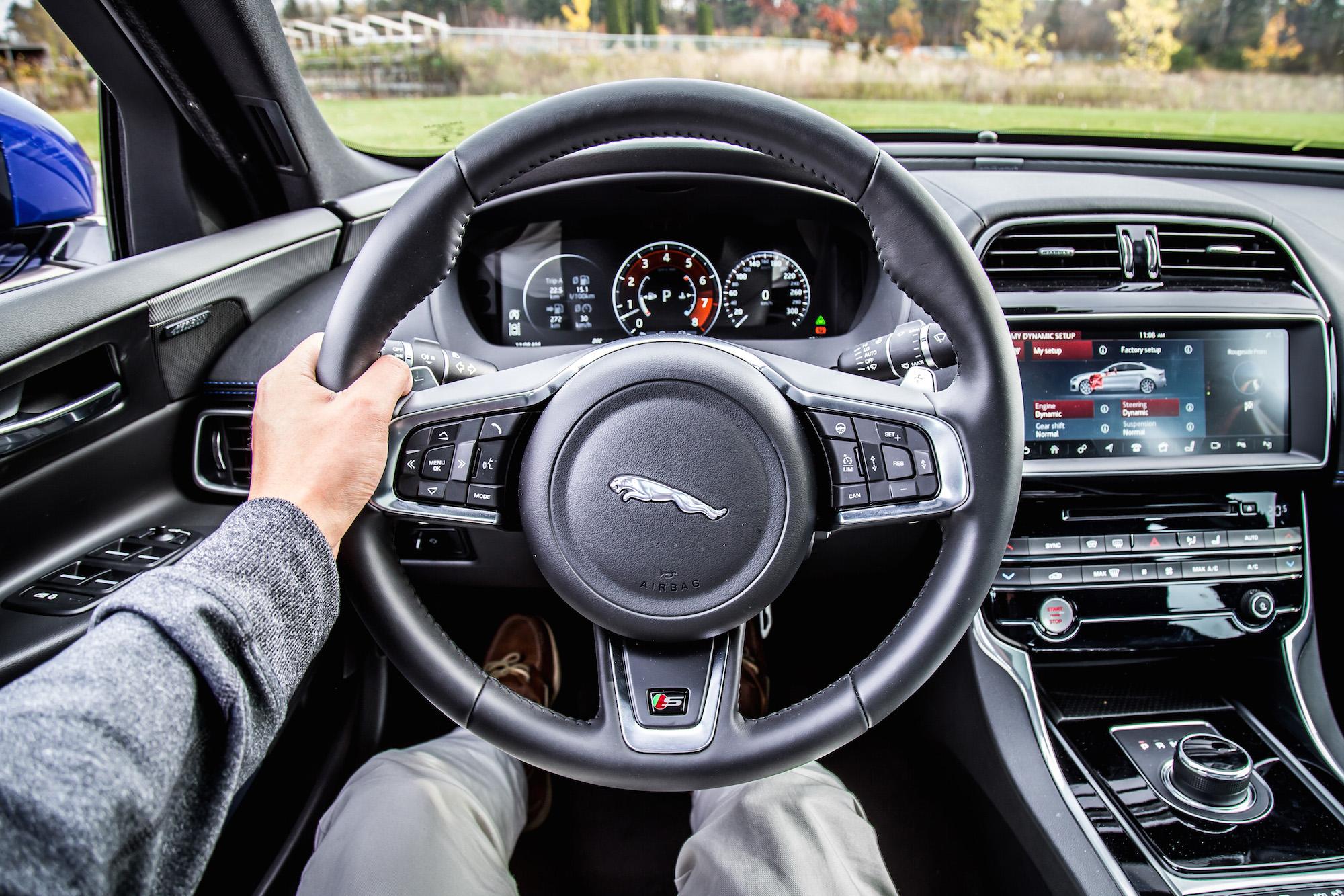 Review: 2018 Jaguar XE S | Canadian Auto Review