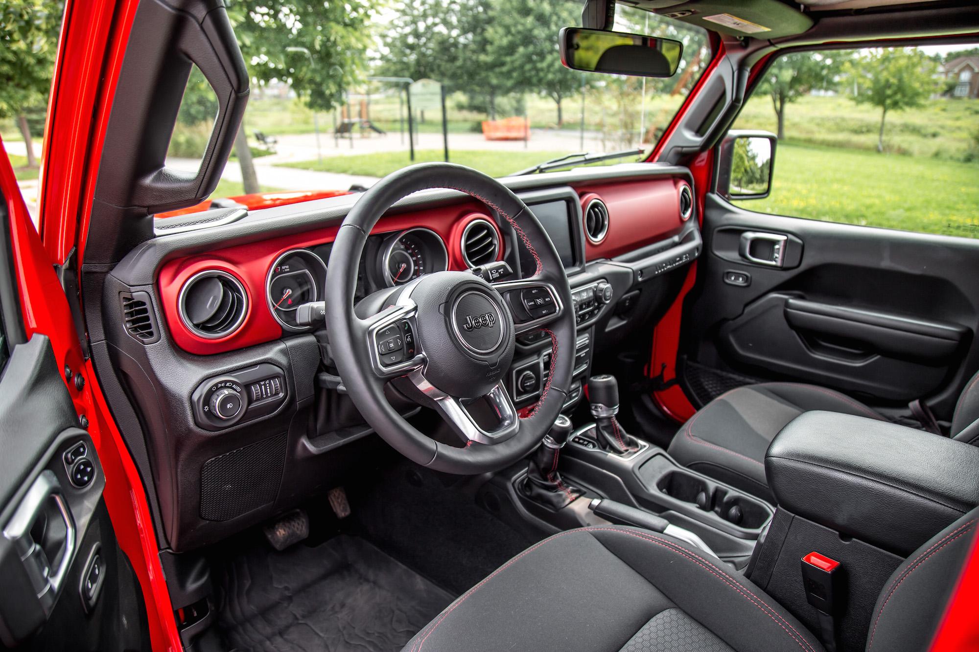 Review 2018 Jeep Wrangler Rubicon Car