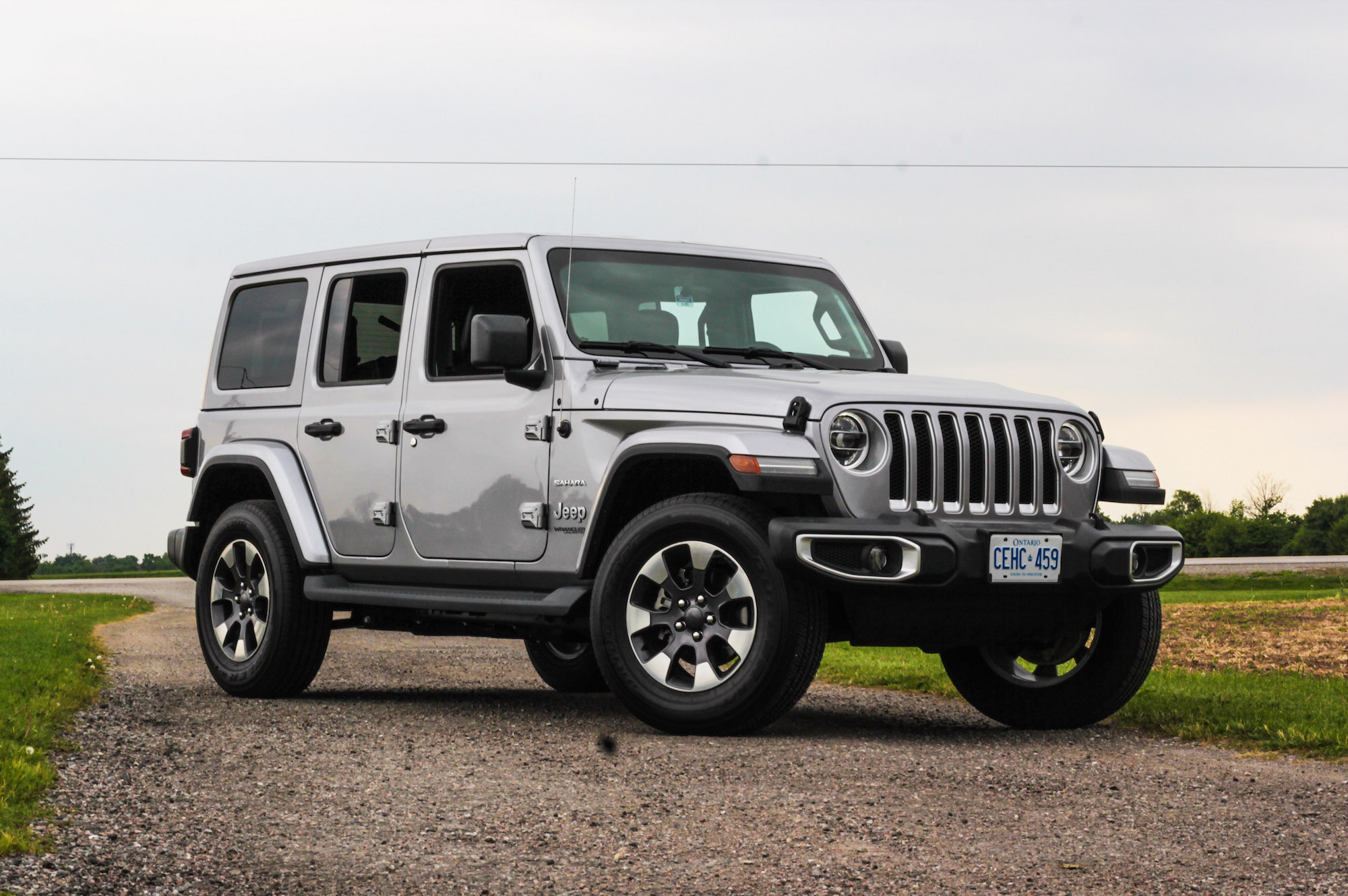 Review 2018 Jeep Wrangler Sahara Unlimited Car