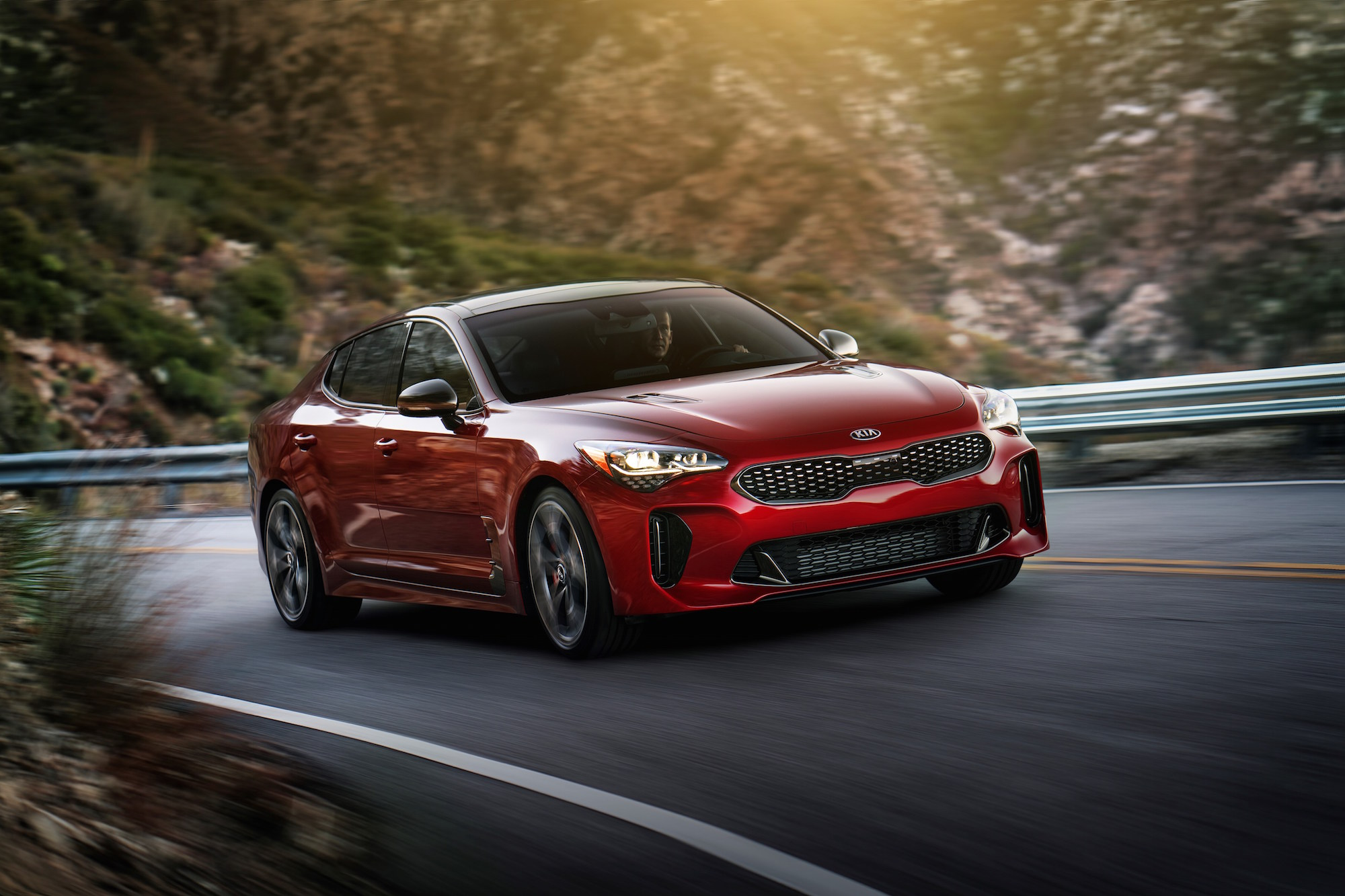 2018 kia gt stinger price. perfect price first look 2018 kia stinger intended kia gt stinger price