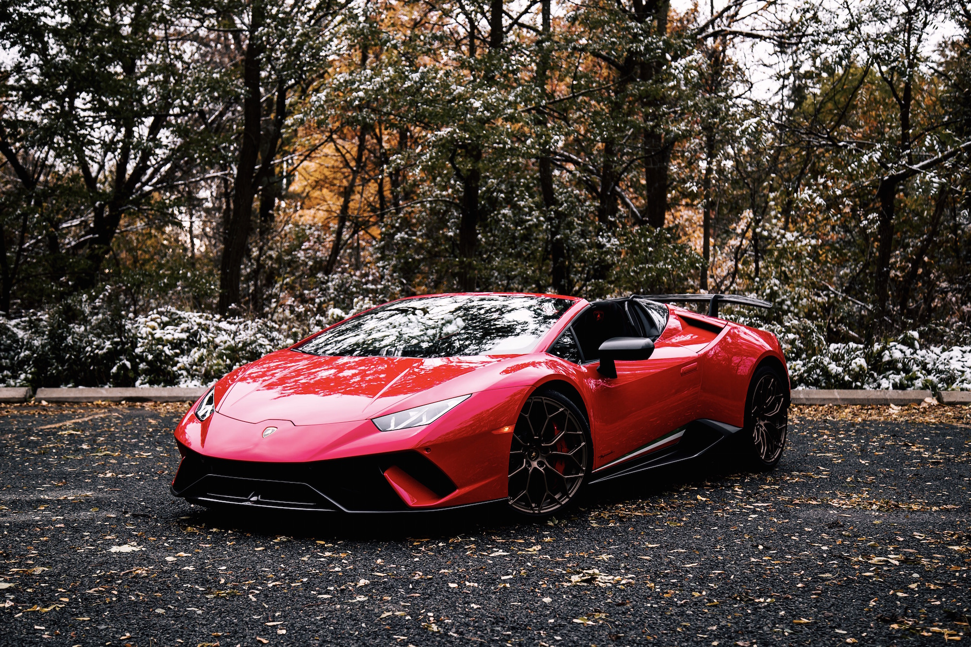 Review 2018 Lamborghini Huracan Performante Spyder Car