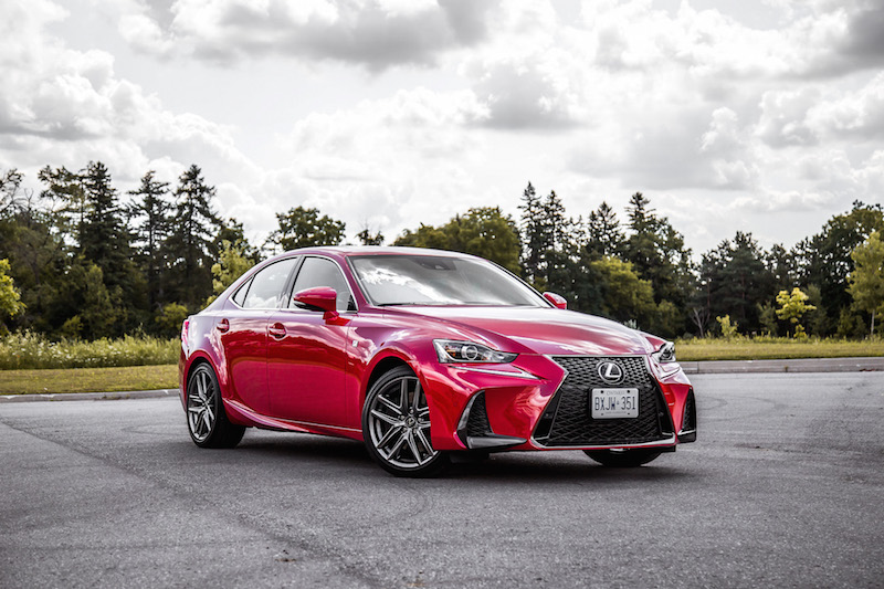 2018 BMW 3 Series >> Review: 2018 Lexus IS 350 AWD | CAR