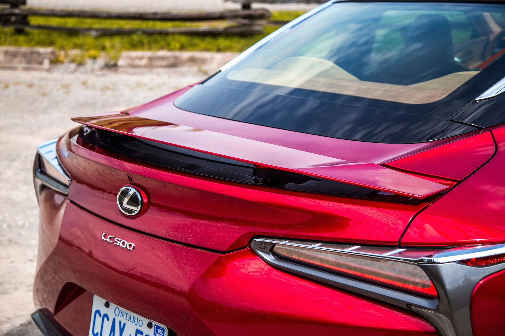 Review: 2018 Lexus LC 500 | Canadian Auto Review