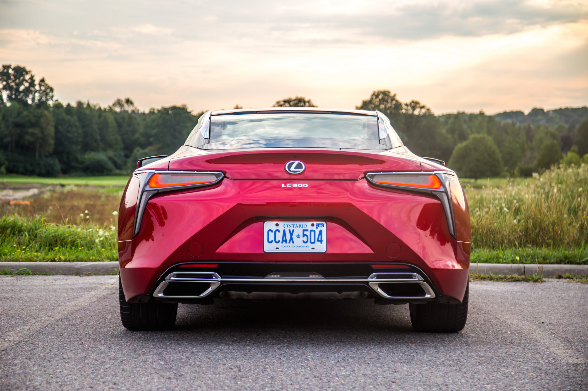 2018 lexus coupe. plain coupe 2018 lexus lc 500 infrared paint rear view exhausts  throughout lexus coupe
