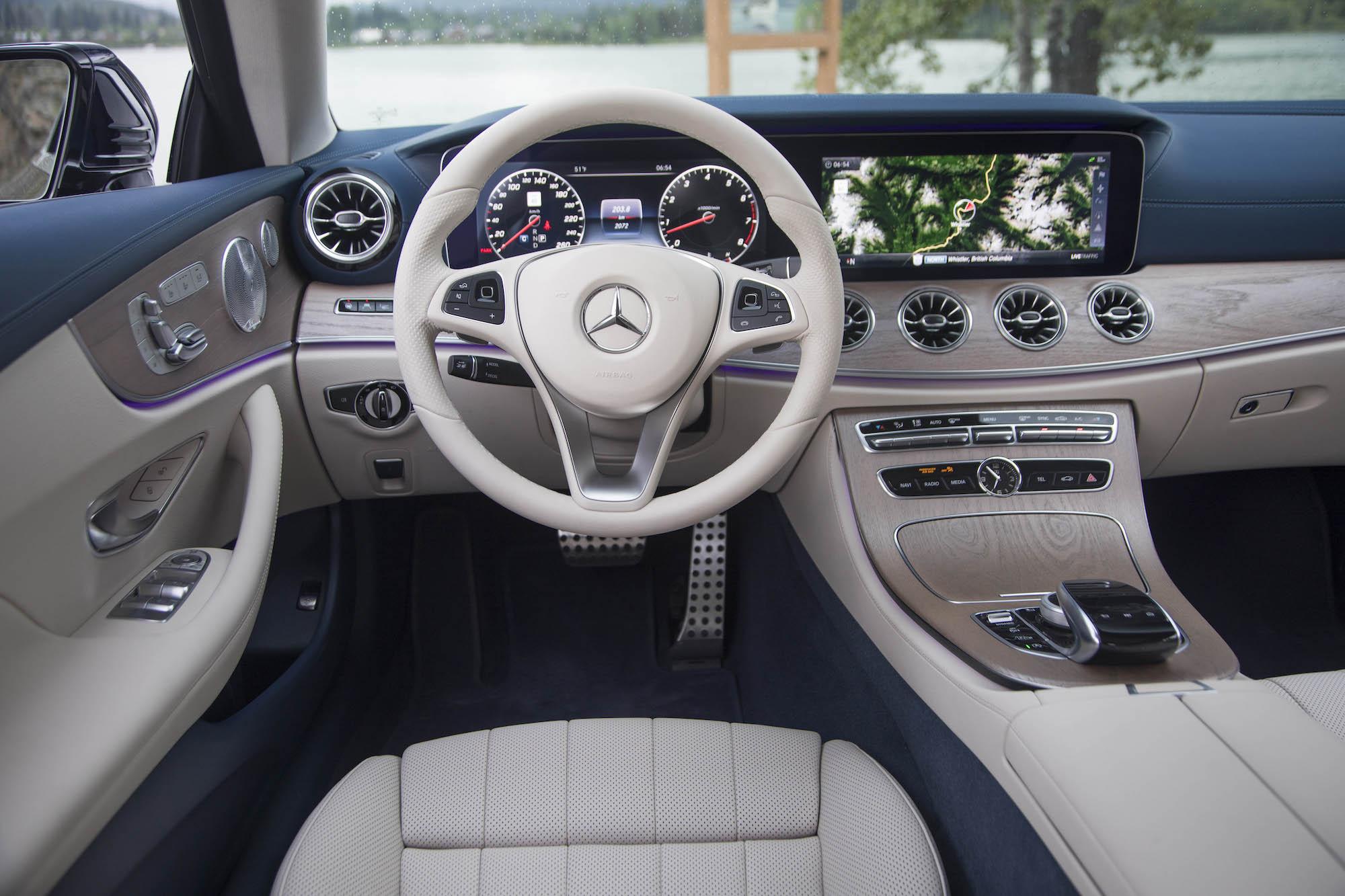 E400 Coupe 2018 >> First Drive: 2018 Mercedes-Benz E 400 4MATIC Coupe ...