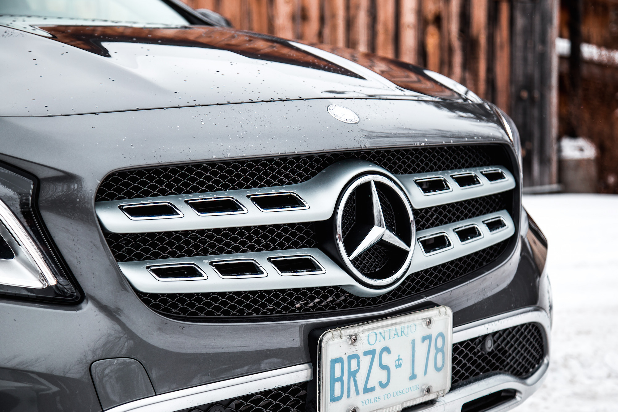 review  mercedes benz gla  matic canadian auto review
