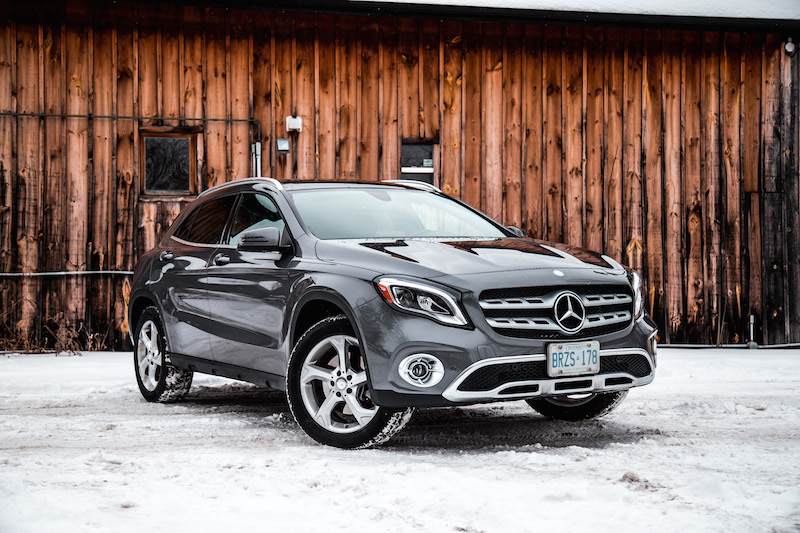 What Tires Fit My Car >> Review: 2018 Mercedes-Benz GLA 250 4MATIC   Canadian Auto ...