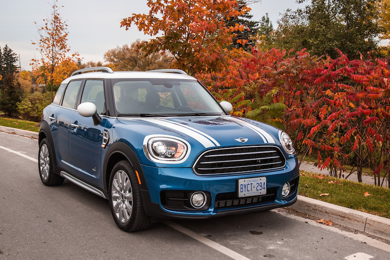 2018 MINI Countryman ALL4 canada