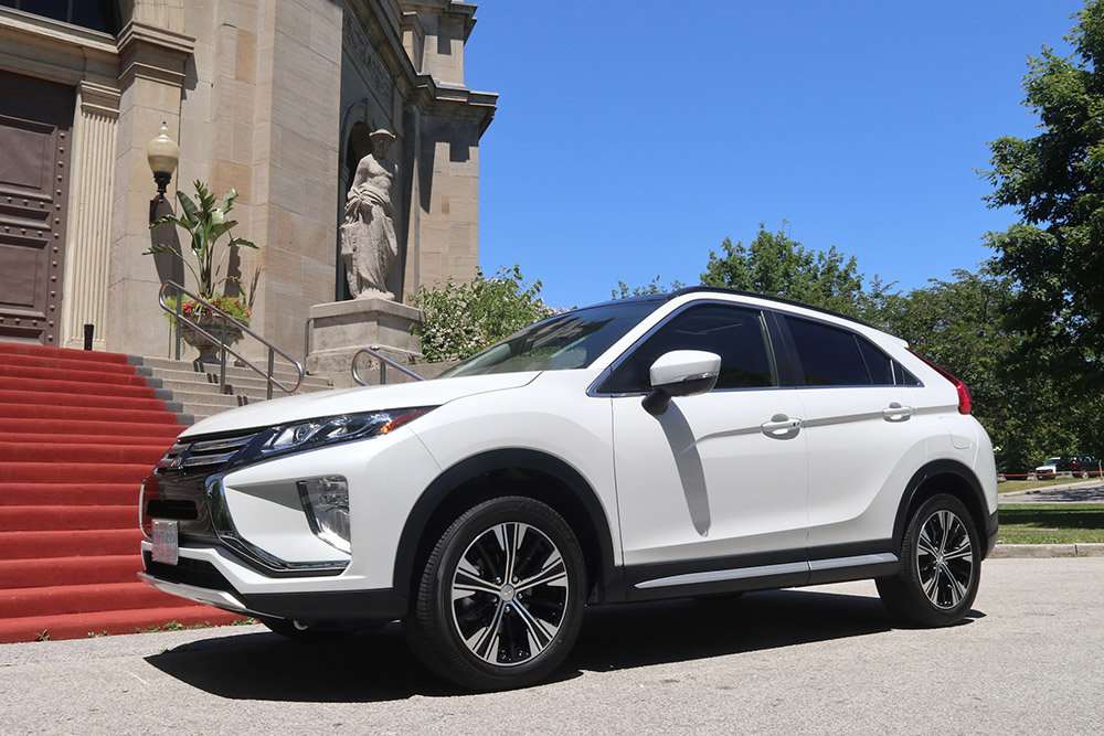 2018 三菱 Eclipse Cross GT S-AWC review