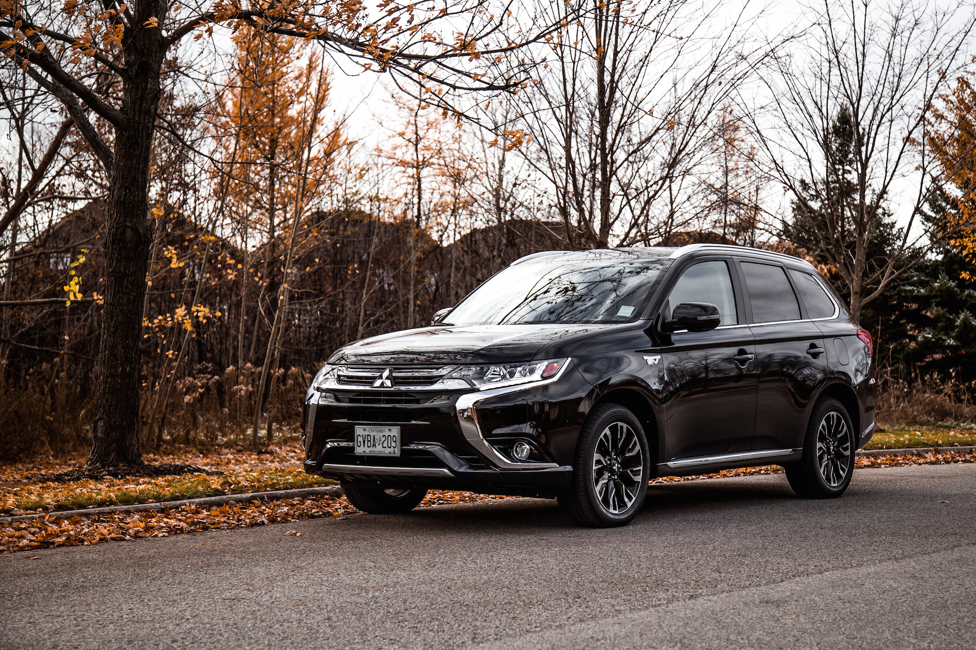Review 2018 Mitsubishi Outlander Phev Car