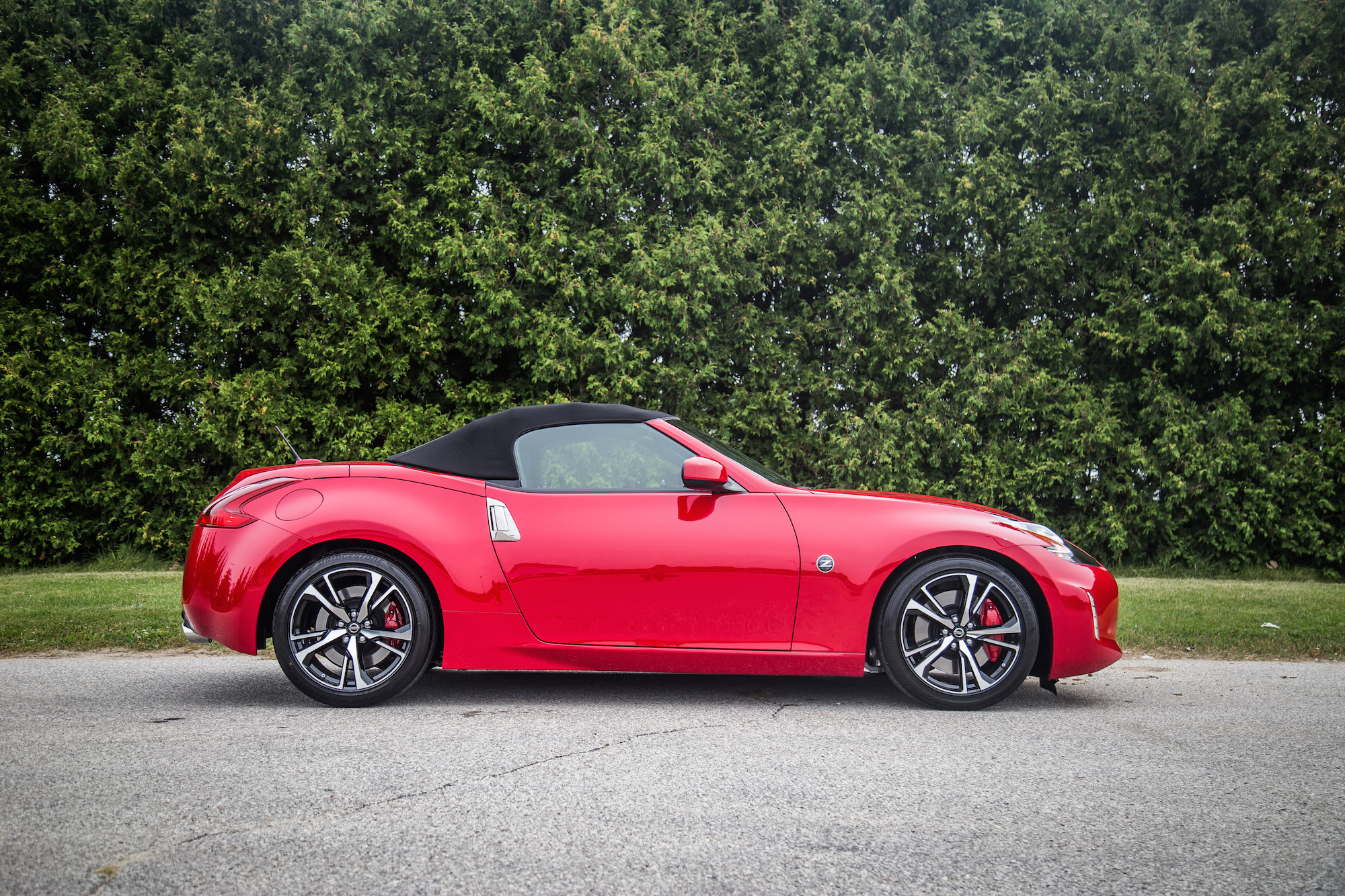 Review: 2018 Nissan 370Z Roadster Touring Sport | Canadian ...
