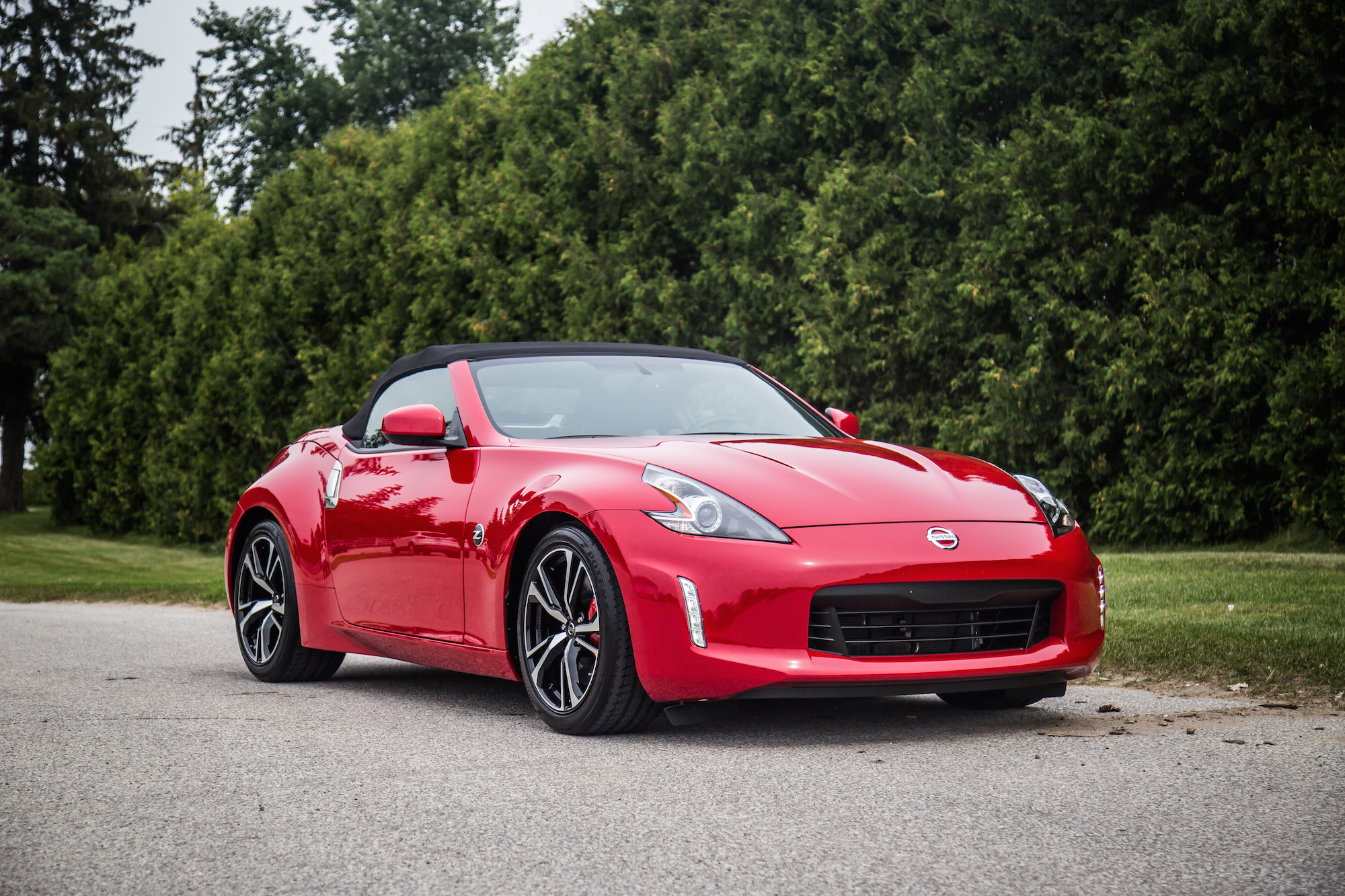 review 2018 nissan 370z roadster touring sport canadian auto review. Black Bedroom Furniture Sets. Home Design Ideas