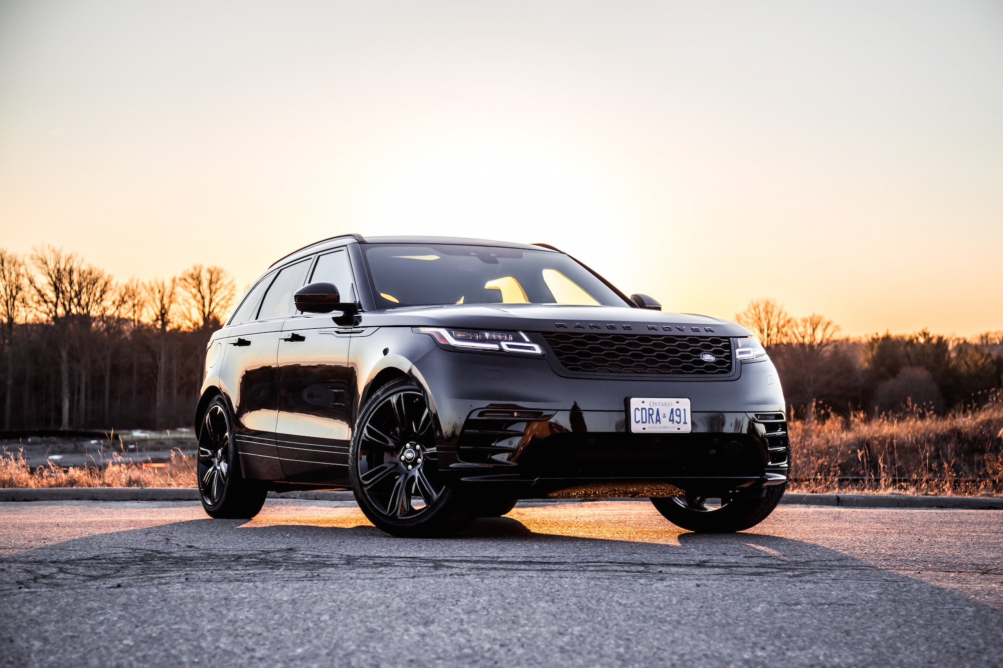 Review: 2018 Range Rover Velar P380 | Canadian Auto Review