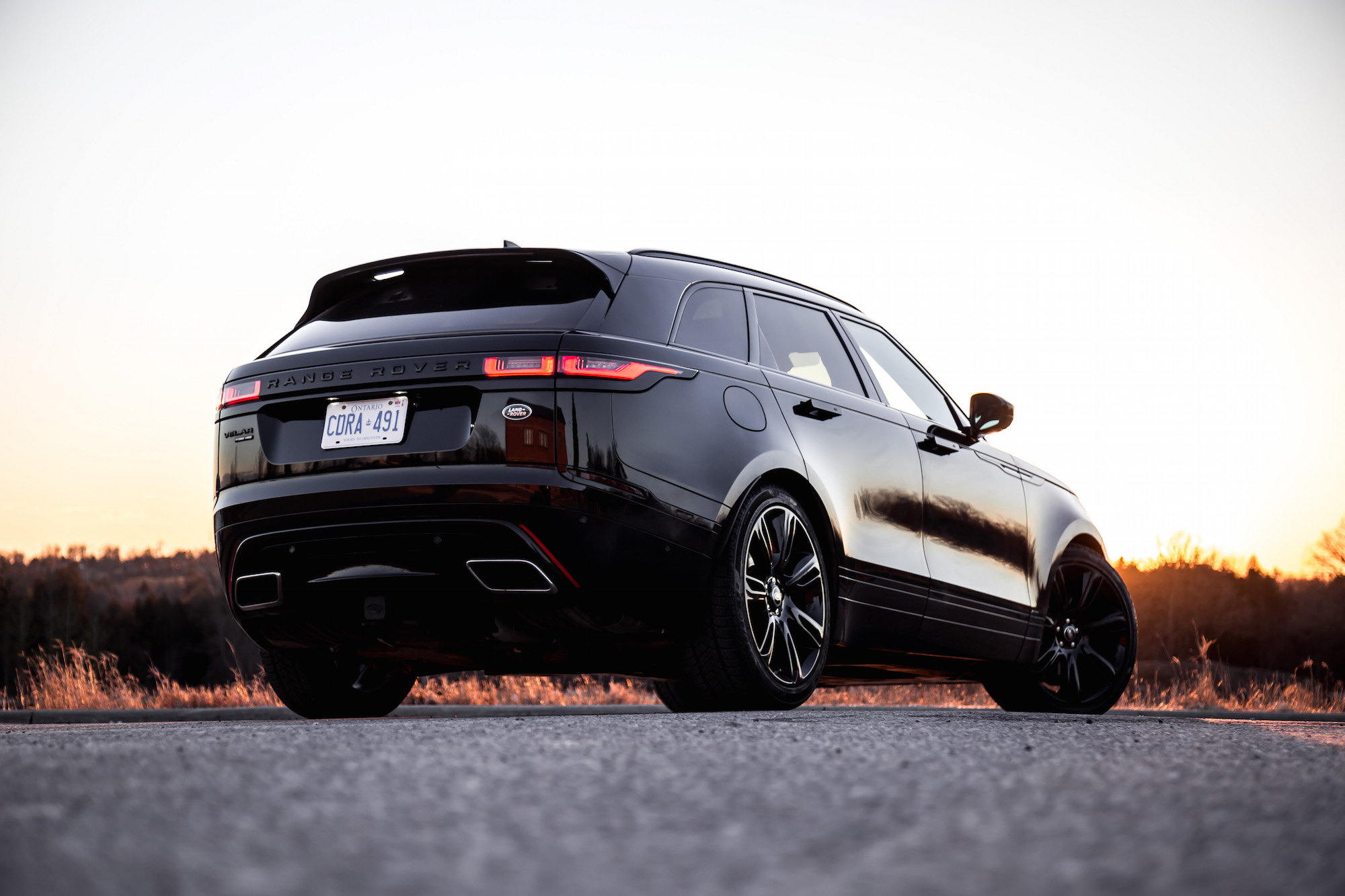 Review 2018 Range Rover Velar P380 Canadian Auto Review