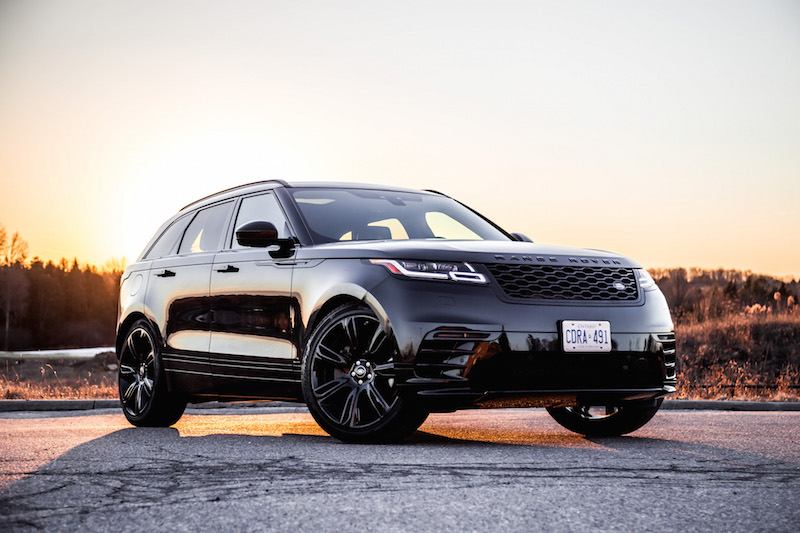 Land Rover Range Rover Velar R Dynamic Hse >> Review: 2018 Range Rover Velar P380 | Canadian Auto Review