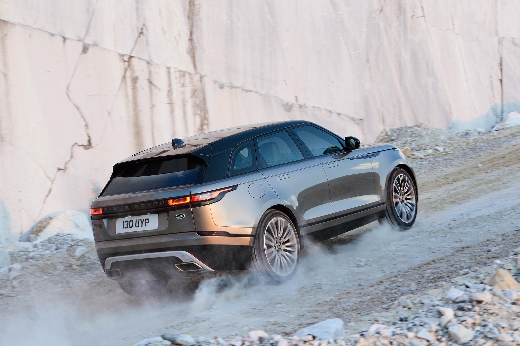 ltd rover from uk new land velar landrover car range export listings