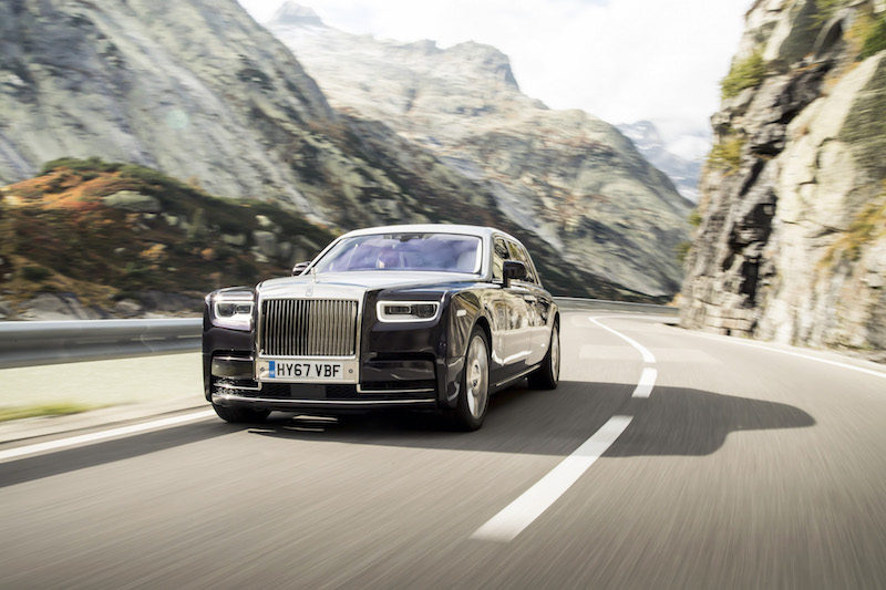 First Look: 2018 Rolls-Royce Phantom VIII | Canadian Auto ...