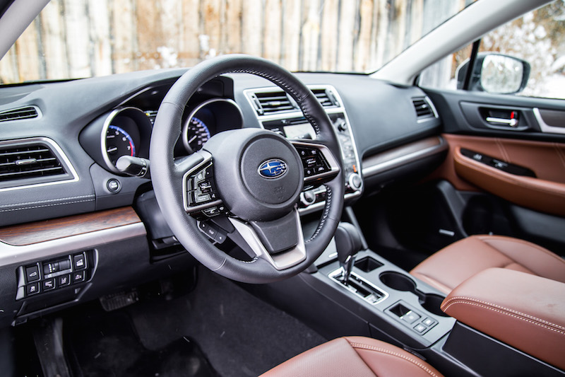 2018 Subaru Outback 3 6r Premier Review Canadian Auto Review