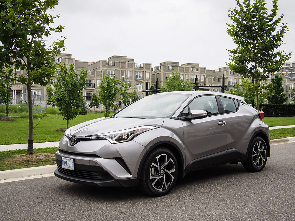 2018 Toyota C-HR canada review