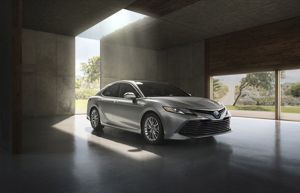2018 toyota camry canada