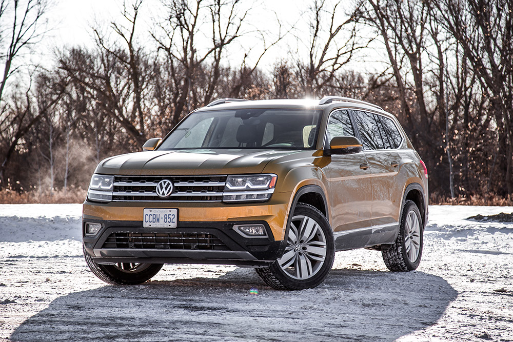 vw atlas review new 2018 canada