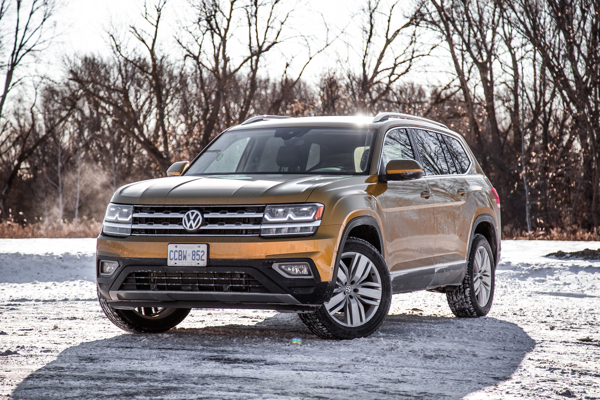 Review: 2018 Volkswagen Atlas Execline | Canadian Auto Review