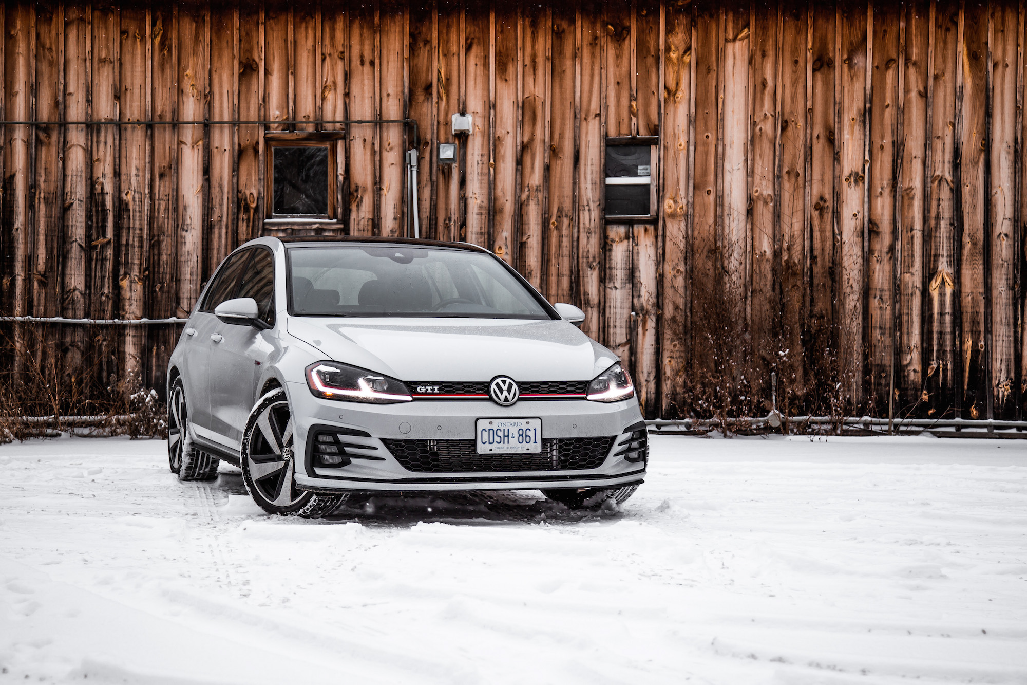 Review 2018 Volkswagen Golf Gti Autobahn Canadian Auto Review