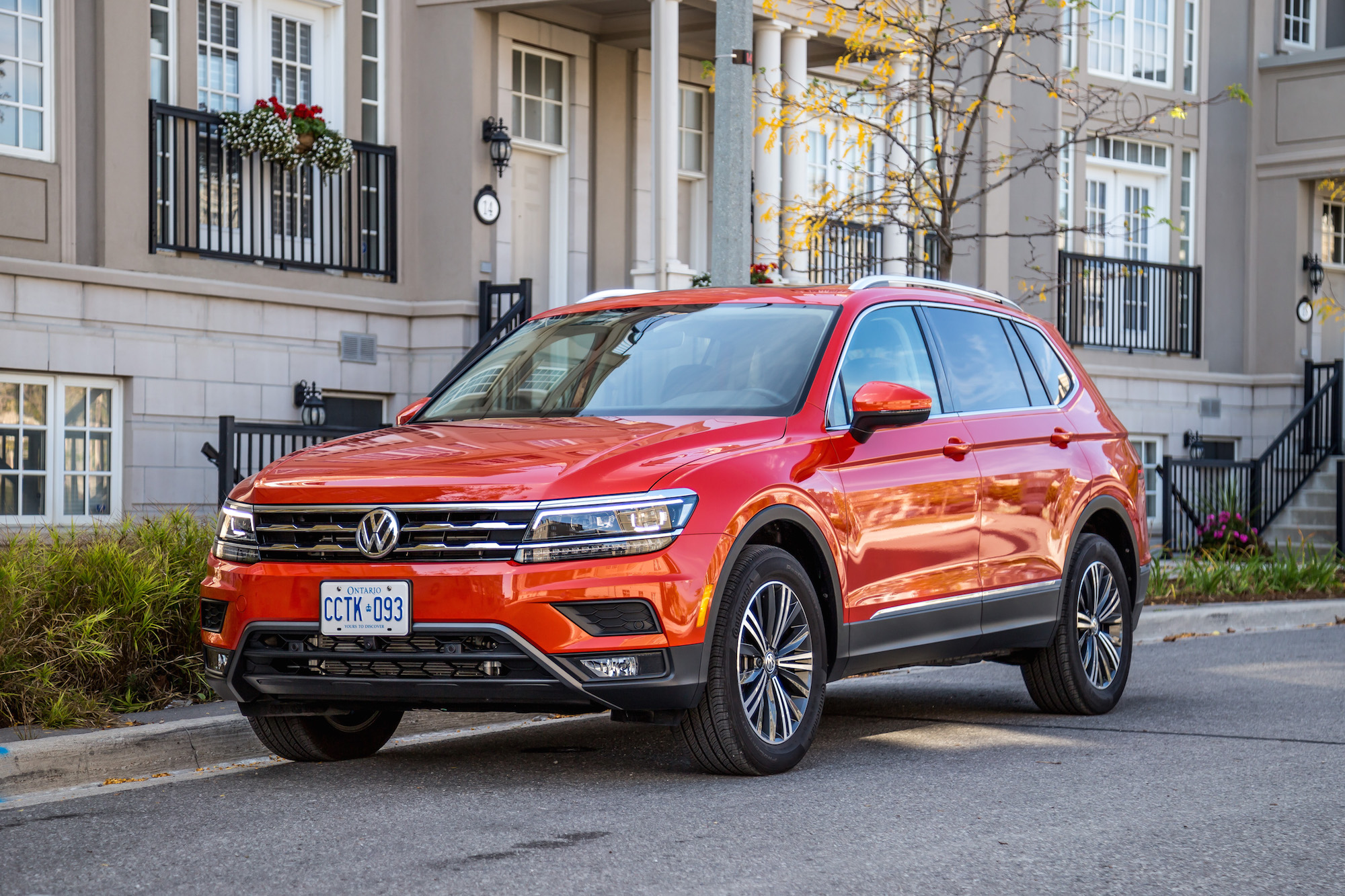 Review: 2018 Volkswagen Tiguan Highline | Canadian Auto Review