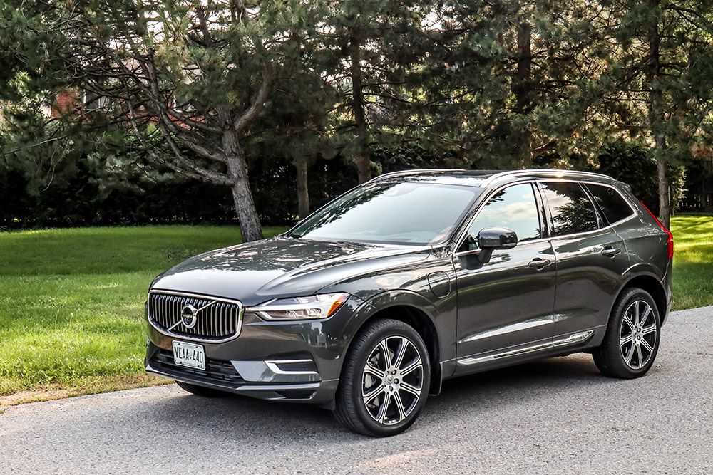 volvo xc60 t8 inscription phev plug in hybrid
