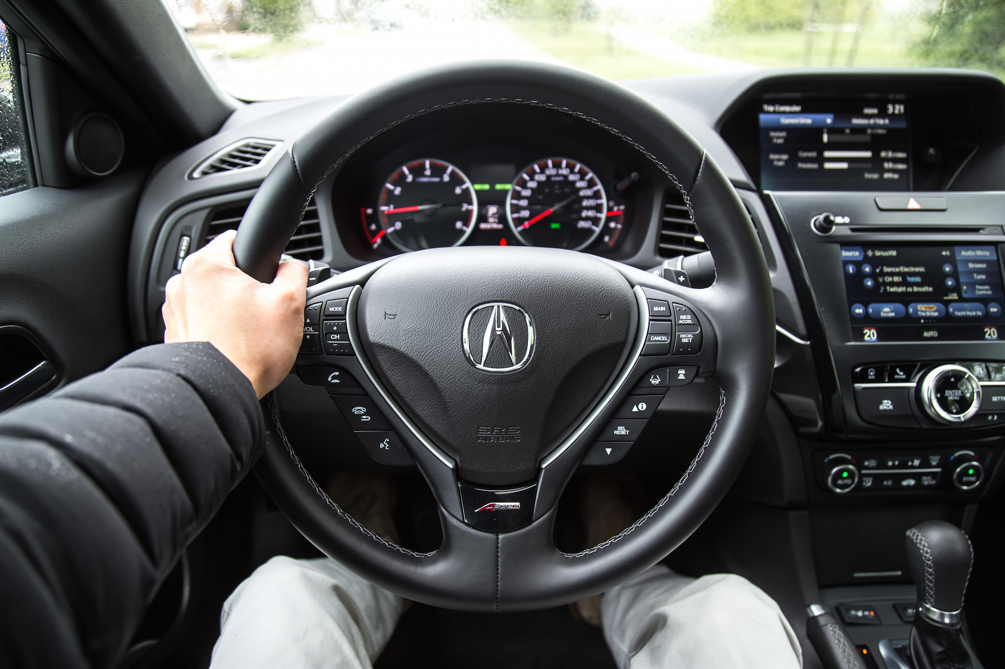 What Transmission Is In My Car >> Review: 2019 Acura ILX A-Spec | CAR