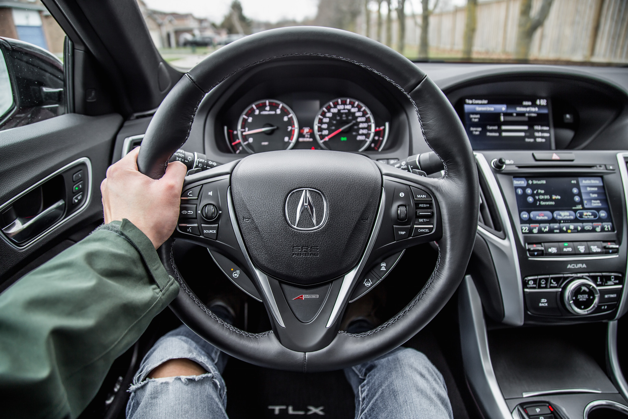 Review 2019 Acura Tlx A Spec Car
