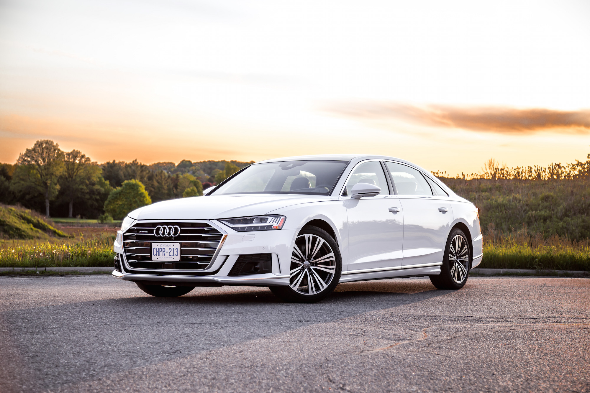 Review 2019 Audi A8 L Car