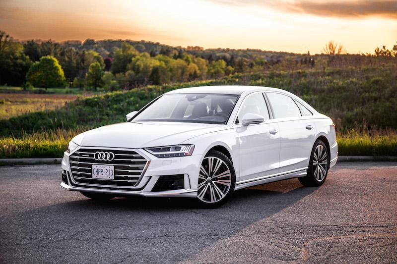 Review 2019 Audi A8 L Car