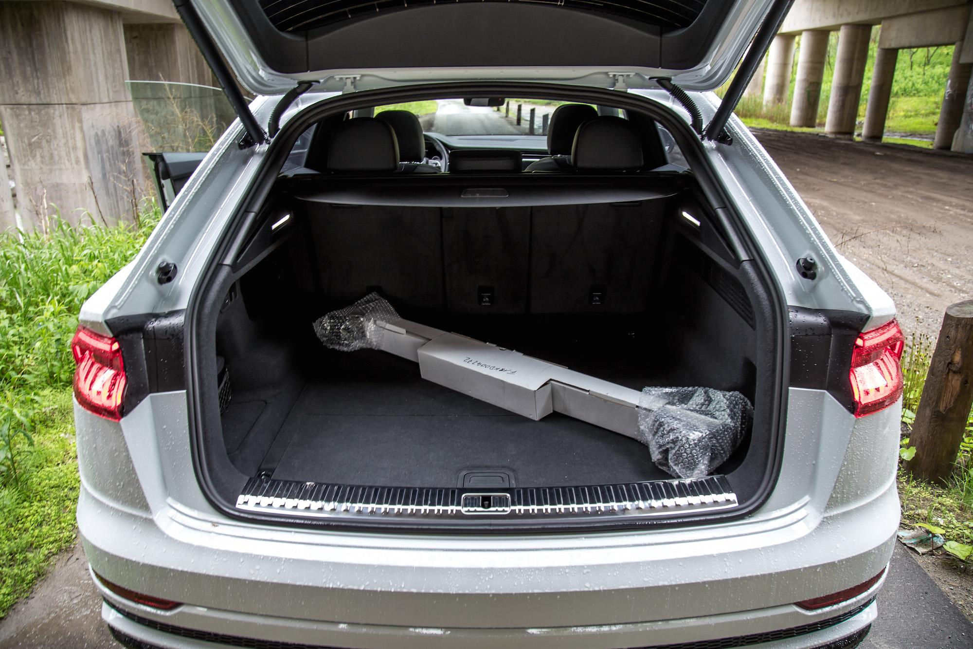 Review 2019 Audi Q8 Car