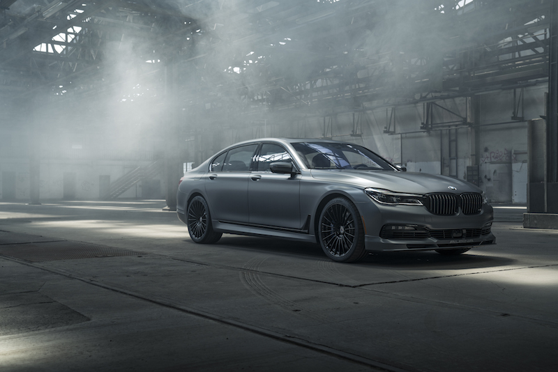 Bmw Debuts The 2019 Alpina B7 Exclusive Edition Tailored