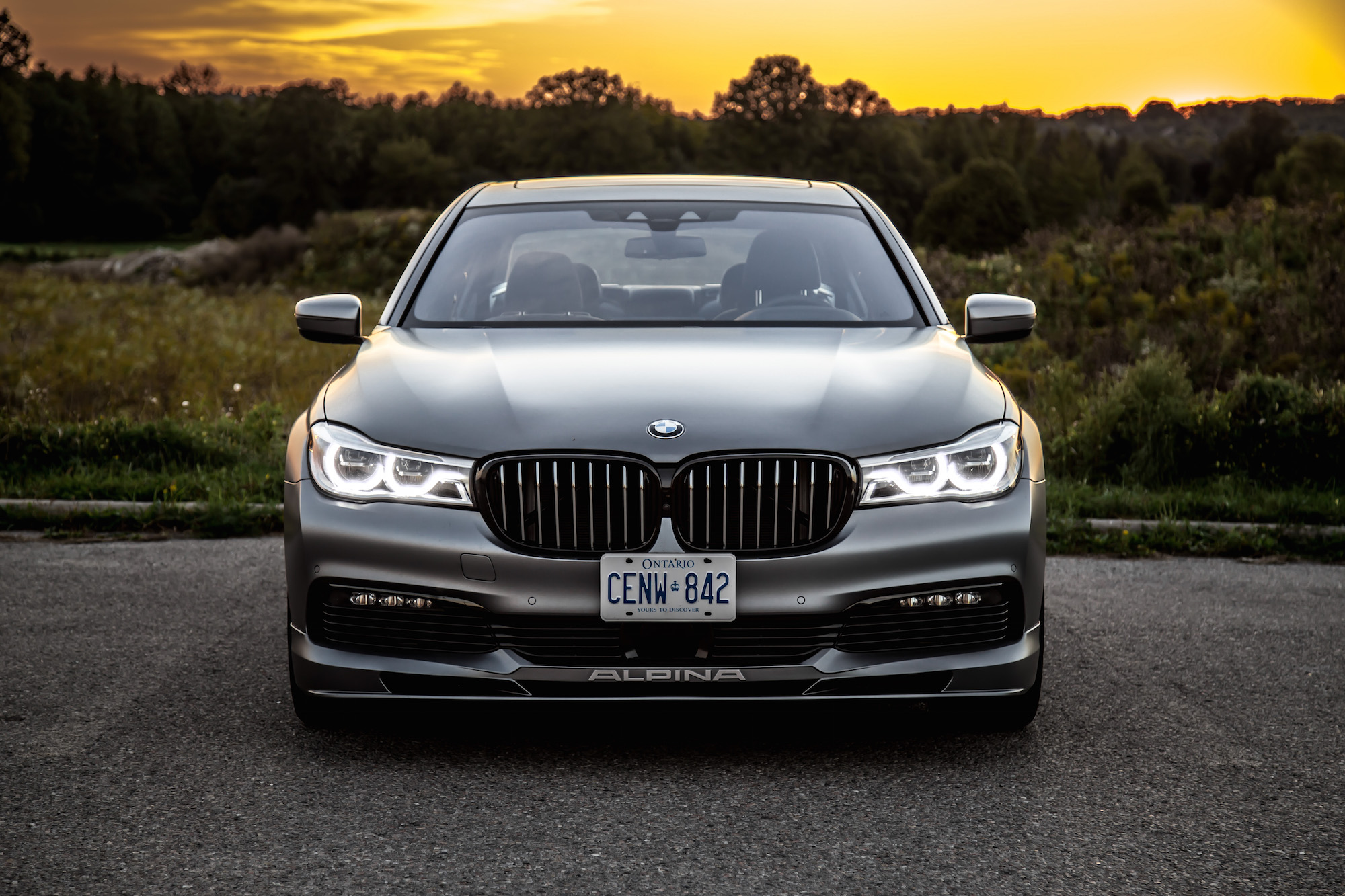 Review: 2019 BMW Alpina B7 Exclusive Edition | CAR