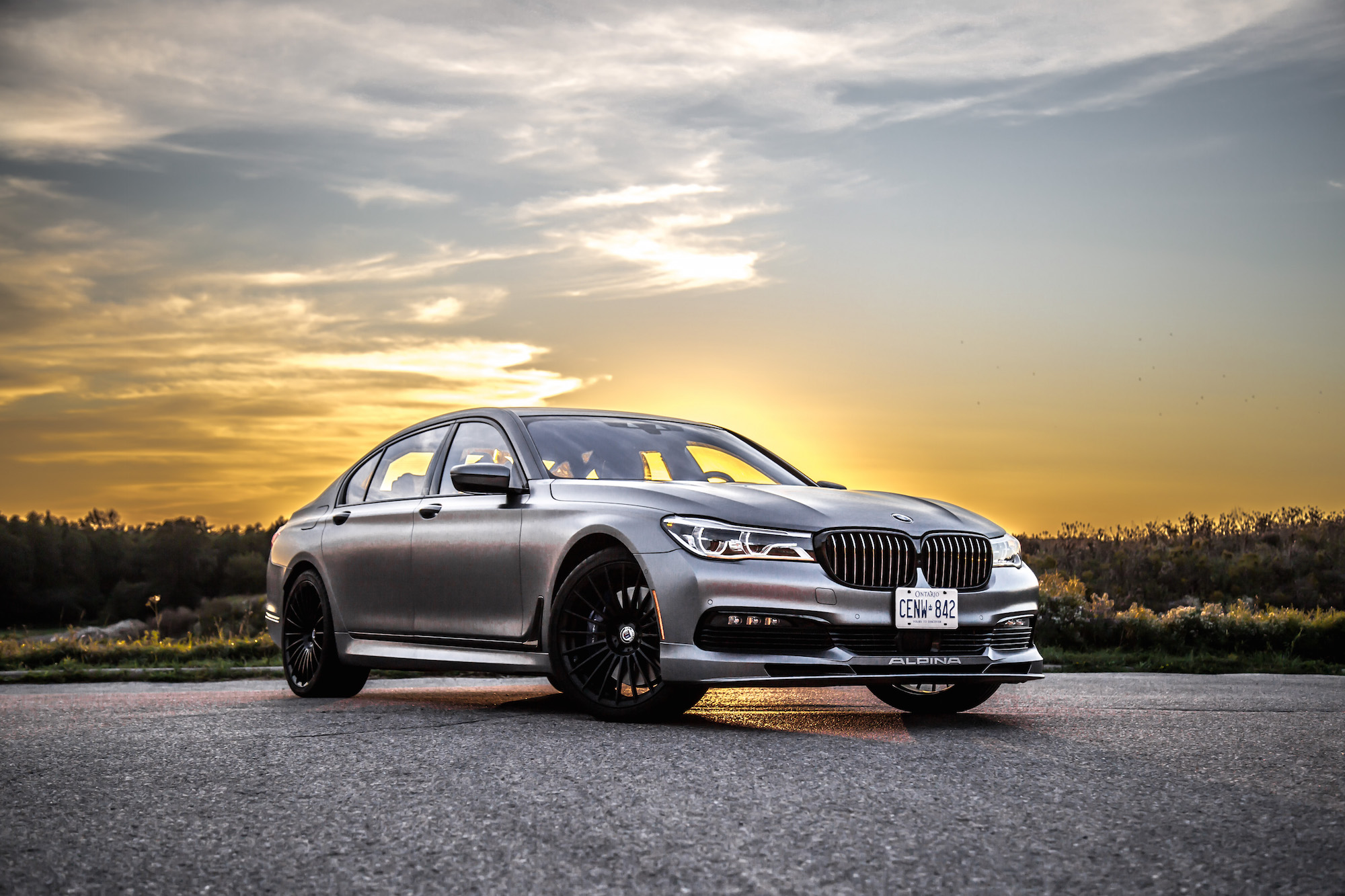 Bmw Alpina B6 >> Review: 2019 BMW Alpina B7 Exclusive Edition | CAR