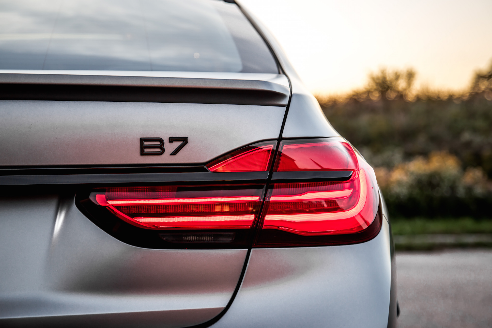 Review 2019 Bmw Alpina B7 Exclusive Edition Car