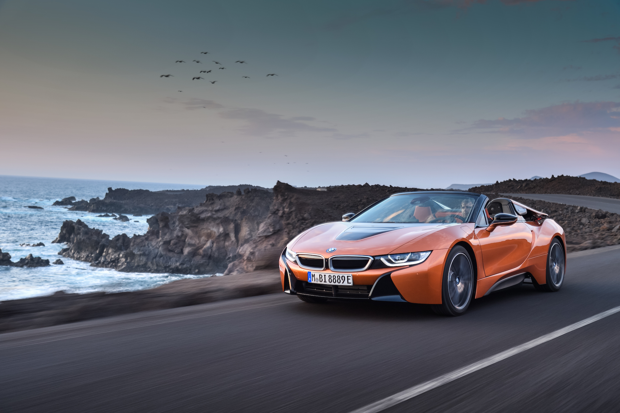 2019 Bmw I8 Roadster First Look Canadian Auto Review