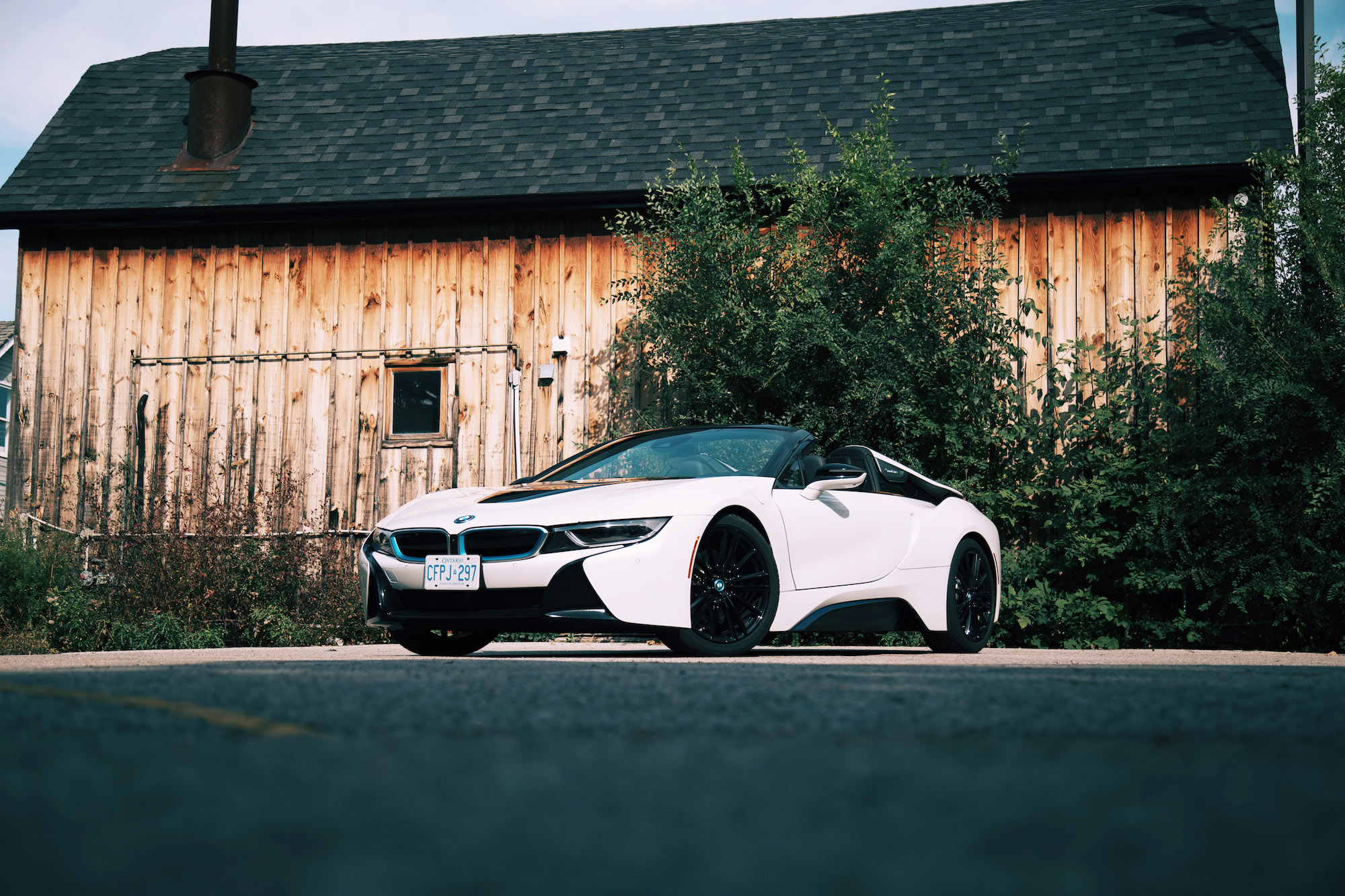 Review 2019 Bmw I8 Roadster Car