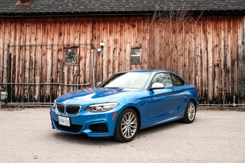 2019 BMW M240i xDrive Coupe canada new