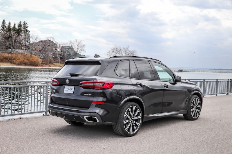 2019 BMW X5 xDrive 50i rear
