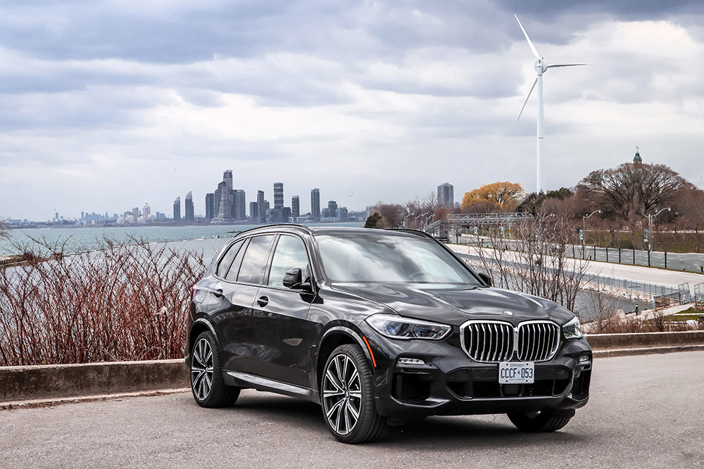 2019 BMW X5 xDrive 50i canada review